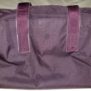 Lululemon gym bag